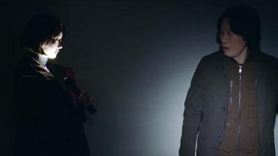 Possessed Korean Drama - Song Sae Byuk and Go Jun Hee