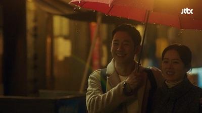 Spring Night Korean Drama - Jung Hae In and Son Ye Jin