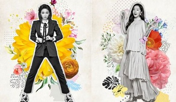 Spring Turns to Spring Korean Drama - Lee Yoo Ri and Uhm Ji Won