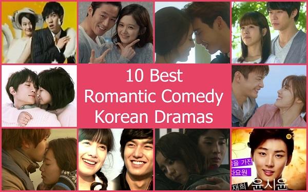 10 Best Romantic Comedy Korean Dramas | Kdrama Kisses