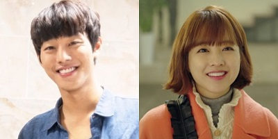 Abyss Korean Drama - Ahn Hyo Seop and Park Bo Young