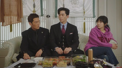 The Last Empress Korean Drama - Jang Nara, Shin Sung, Rok, Choi Jin Hyuk