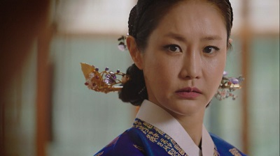 The Last Empress Korean Drama - Shin Eun Kyung