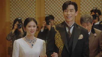 The Last Empress Korean Drama - Shin Sung Rok and Jang Nara