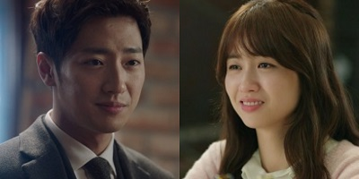 Love Affairs in the Afternoon Korean Drama - Lee Sang Yeob and Park Ha Sun