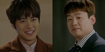 Melo is My Nature Korean Drama - Gong Myung and Ahn Jae Hong
