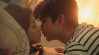 My Strange Hero Korean Drama - Yoo Seung Ho and Jo Bo Ah