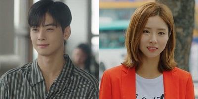 Rookie Historian Goo Hae Ryung Korean Drama - ASTRO's Cha Eun Woo and Shin Se Kyung