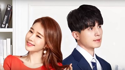 Touch Your Heart Korean Drama - Lee Dong Wook and Yoo In Na