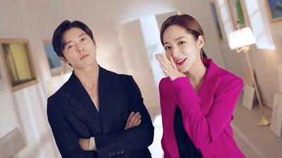 Her Private Life Korean Drama - Kim Jae Wook and Park Min Young