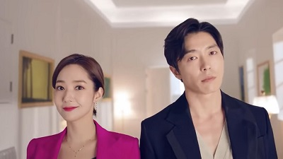 Her Private Life Korean Drama - Kim Jae Wook and Park Min Young