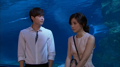 I Hear Your Voice Korean Drama - Lee Jong Suk and Lee Bo Young