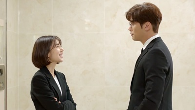 Jugglers Korean Drama – Daniel Choi and Baek Jin Hee