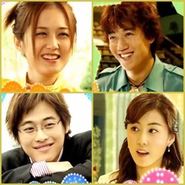 My Love Patzzi Korean Drama - Jang Na Ra, Kim Rae Won, Kim Jae Won, Hong Eun Hee