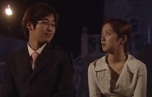 My Love Patzzi Korean Drama - Kim Jae Won and Jang Na Ra