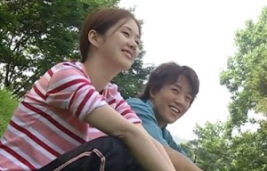 My Love Patzzi Korean Drama - Kim Rae Won and Jang Na Ra