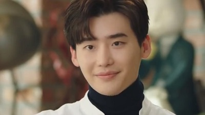 Romance is a Bonus Book Korean Drama - Lee Jong Suk