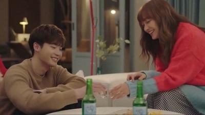 Romance is a Bonus Book Korean Drama - Lee Jong Suk and Lee Na Young