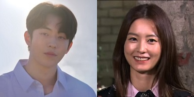 School Nurse Ahn Eun Young Korean Drama - Nam Joo Hyuk and Jung Yu Mi