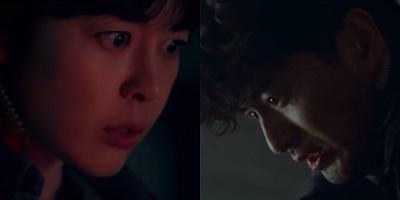 Voice 3 Korean Drama - Lee Jin Wook and Lee Ha Na