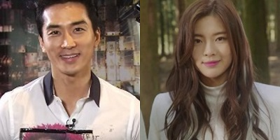 The Great Show - Song Seung Heon and Lee Sun Bin