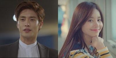 Level Up Korean Drama - Sung Hoon and Han Bo Reum