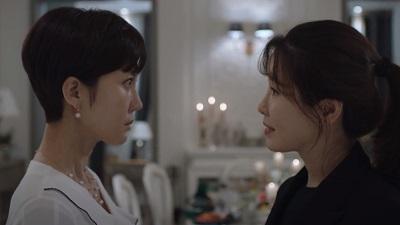 SKY Castle Korean Drama - Yum Jung Ah and Lee Tae Ran