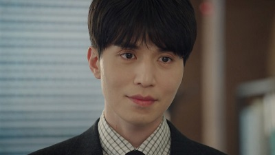 Strangers from Hell Korean Drama - Lee Dong Wook