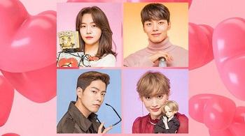 Absolute Boyfriend Korean Drama - Yeo Jin Goo, Minah, Hong Jong Hyun