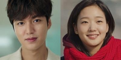 The King: The Eternal Monarch - Lee Min Ho and Kim Go Eun