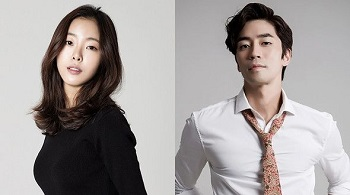 Perfume Korean Drama - Shin Sung Rok and Go Won Hee