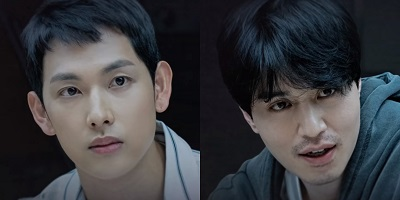 Strangers From Hell Korean Drama - Im Siwan and Lee Dong Wook