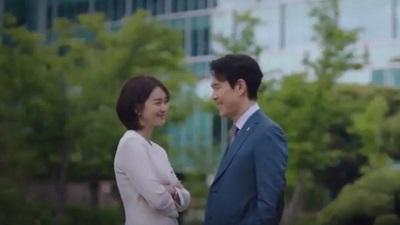Aide Korean Drama - Lee Jung Jae and Shin Min Ah