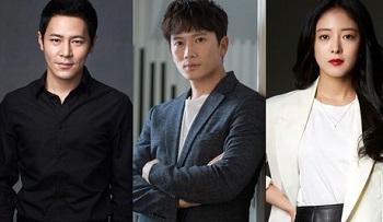 Doctor John Korean Drama - Ji Sung, Lee Se Young