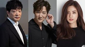 Justice Korean Drama - Choi Jin Hyuk, Nana
