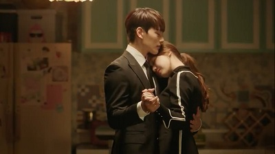 Absolute Boyfriend Korean Drama - Yeo Jin Goo and Minah