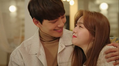 Absolute Boyfriend Korean Drama - Yeo Jin Goo and Minah