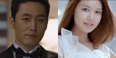 Call It Like You See It Korean Drama - Jang Hyuk and Sooyoung