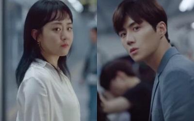 Catch the Ghost Korean Drama - Kim Sun Ho and Moon Geun Young