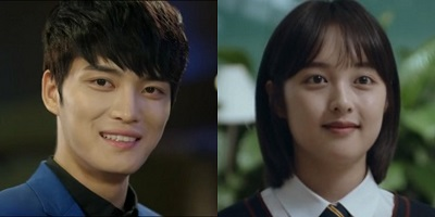 Jane the Virgin Korean Drama - Jaejoong and Kim Bo Ra