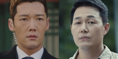 Rugal Korean Drama - Choi Jin Hyuk and Park Sung Woong