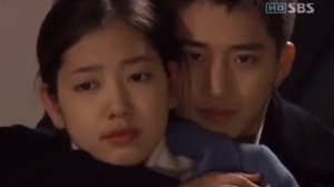 Tree of Heaven Korean Drama - Lee Wan and Park Shin Hye