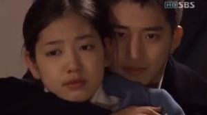 Tree of Heaven Korean Drama - Lee Wan and Park Shin Hye