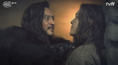 Arthdal Chronicles Korean Drama - Song Joong Ki and Jang Dong Gun
