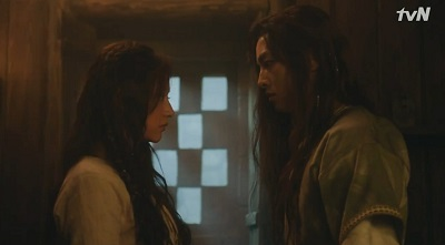 Arthdal Chronicles Korean Drama - Song Joong Ki and Kim Ji Won