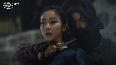 Arthdal Chronicles Korean Drama - Song Joong Ki and Kim Ok Bin