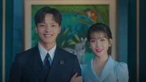 Hotel Del Luna Korean Drama - Yeo Jin Goo and IU