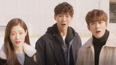 My First First Love Korean Drama - Ji Soo, Jung Chae Yeon, Kang Tae Oh