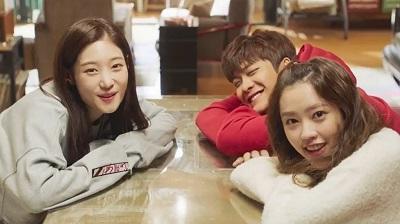 My First First Love Korean Drama - Jung Chae Yeon, Kang Tae Oh, Choi Ri