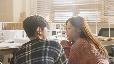 My First First Love Korean Drama - Jung Jin Young and Jung Chae Yeon